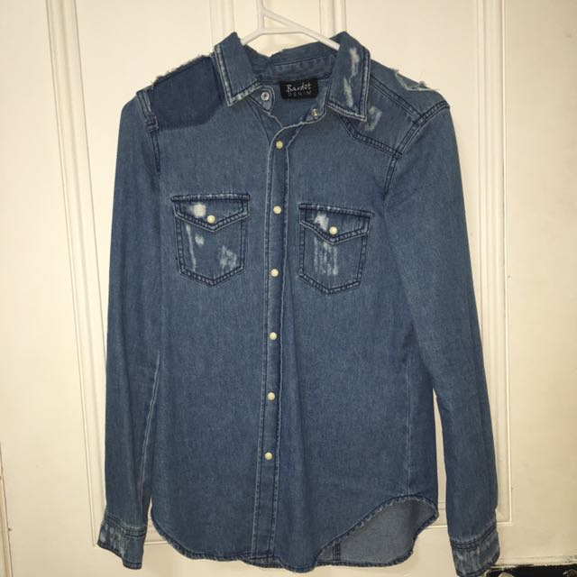 Bardot Denim Jacket
