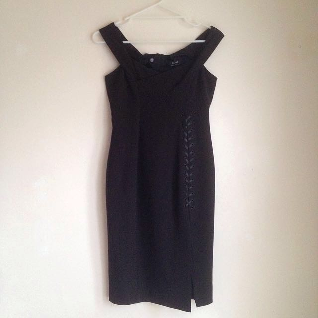 Bardot Little Black Dress