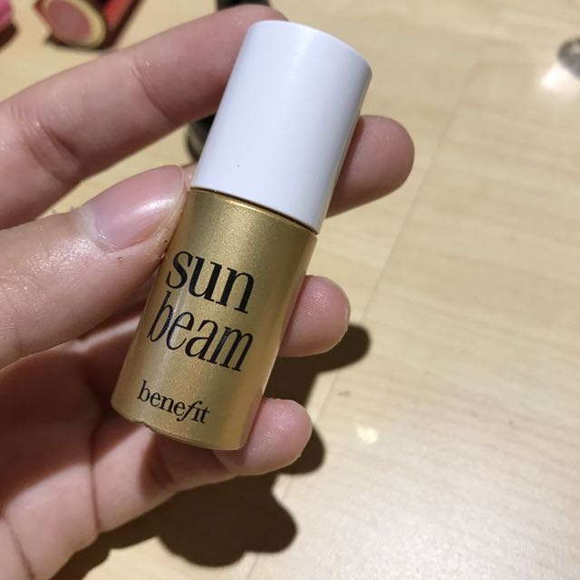 Benefit Sun Beam Highlighter MINI 4ml