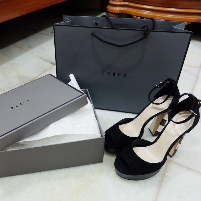 Black Heels Pedro
