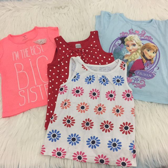 Blouse for 3 yr old girl