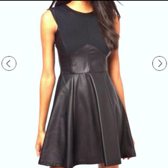 BN River Island Skater Dress Fit And Flare