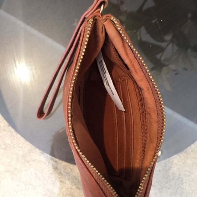 Brown Colette wallet