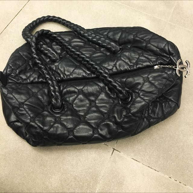 Chanel Classic Bowler Bag (large)