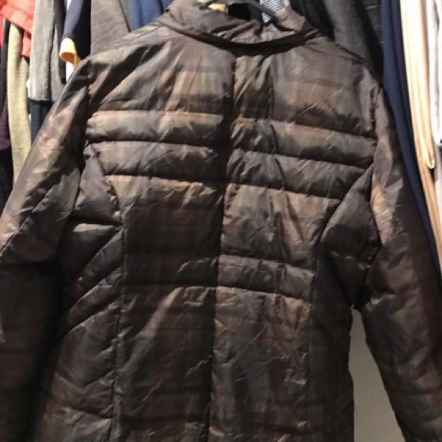 Checkers Winter Jacket