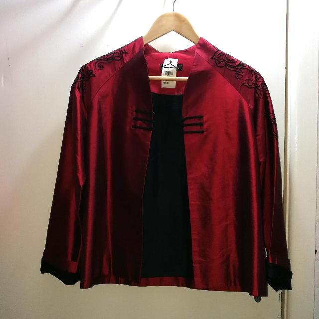 Chinese style vintage jacket