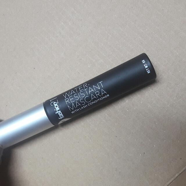 CLEAR MASCARA WITH CONDITIONER