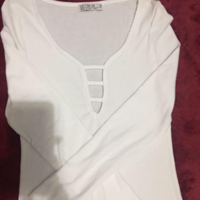 Cotton On White