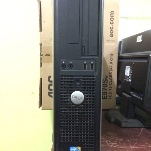 Dell optiplex 380 CPU