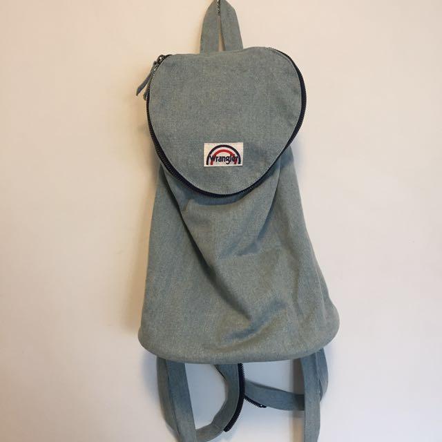 Denim Wrangler Backpack