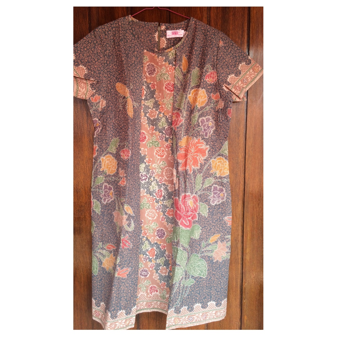 Dress Batik Nonarara Batik