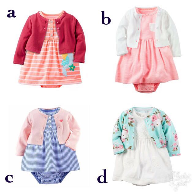 Dress set carter