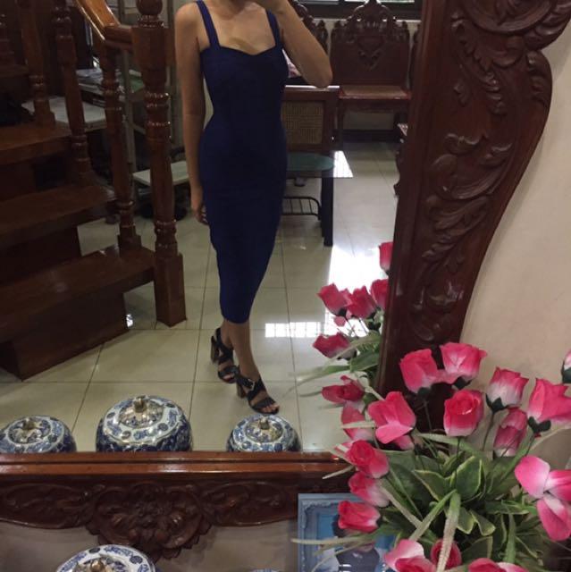 Elegant bandage dresses