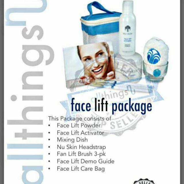 Face Lift Package