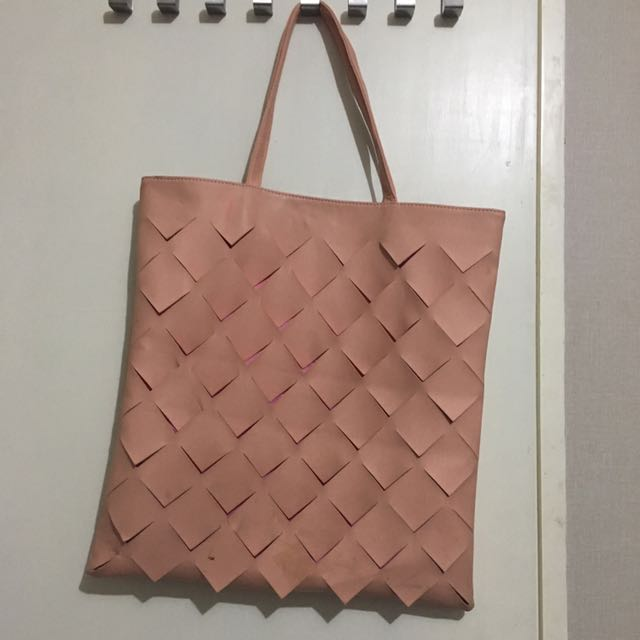 Flashy Pink Bag