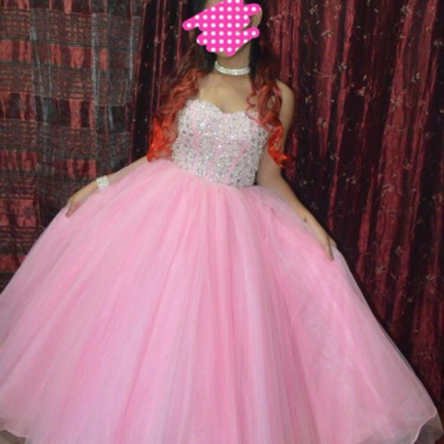 For Sale/For Rent (Ball Gown)