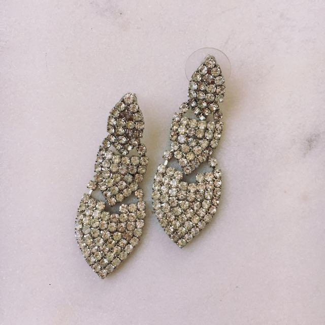 Gatsby Drop Earrings