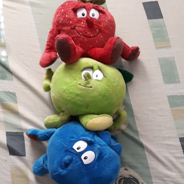Goodness Gang Superfoods Plush!