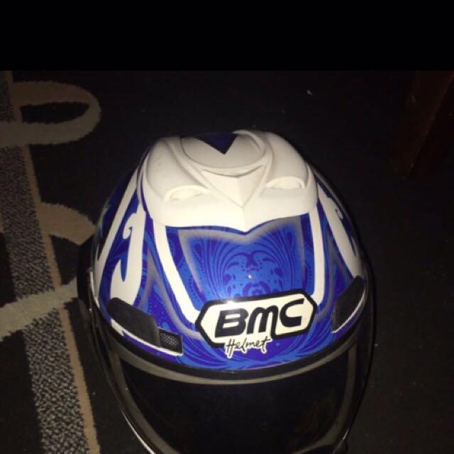 Helm murah jarang pakai