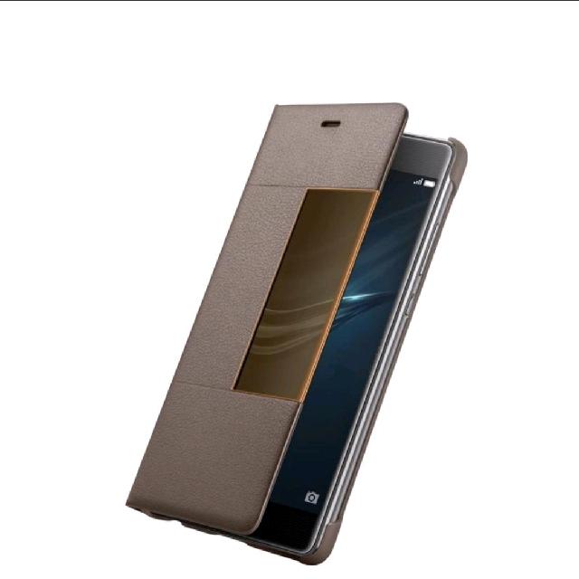 quality design af14a 483b8 Huawei P9 Flip Cover brand new