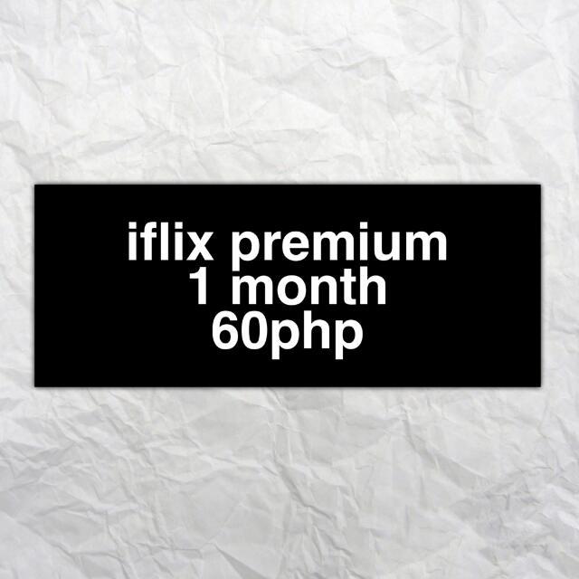 IFLIX PREMIUM