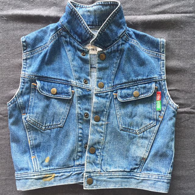 Jeans vest