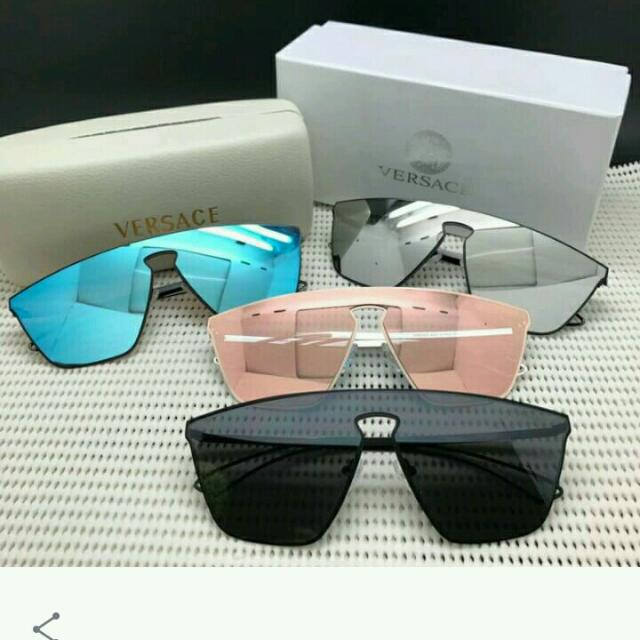 Kacamata Sunglasses Versace Pink