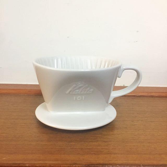 (含運)Kalita 101咖啡濾杯