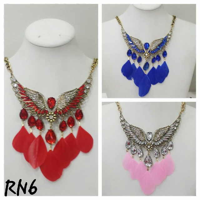 Kalung & Anting