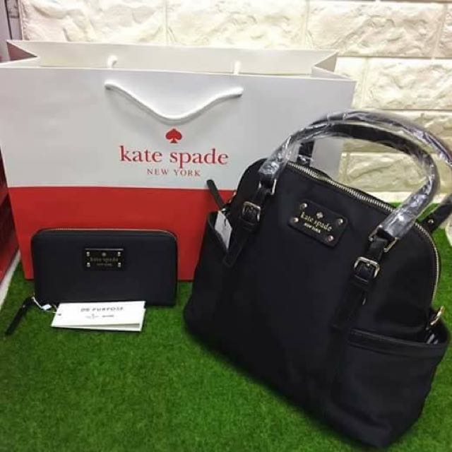 Kate Spade Bag and Wallet Bundle! :)
