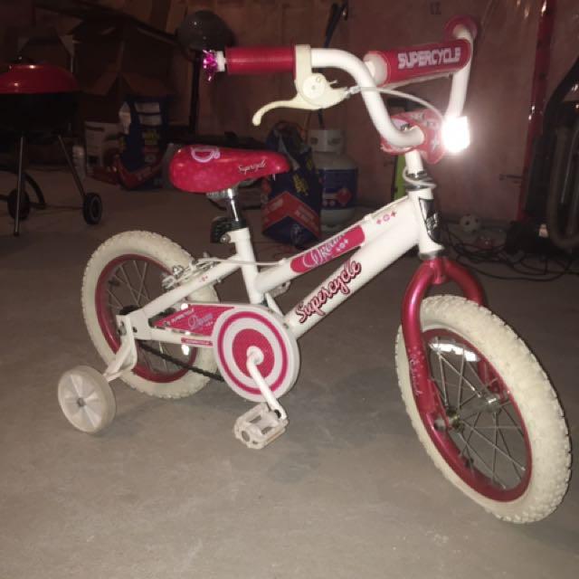 Kid's bike!