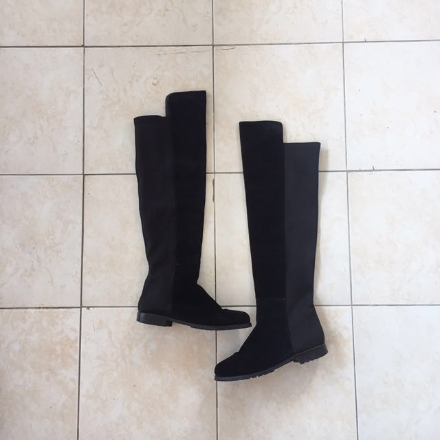 Knee Thigh High Boots