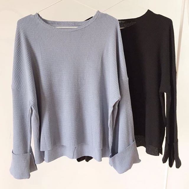 Knit Loose Top