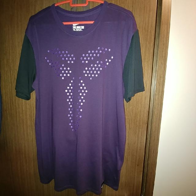 new arrival f2ff9 093d3 Kobe Bryant X Purple Nike T shirt, Men's Fashion, Clothes on ...