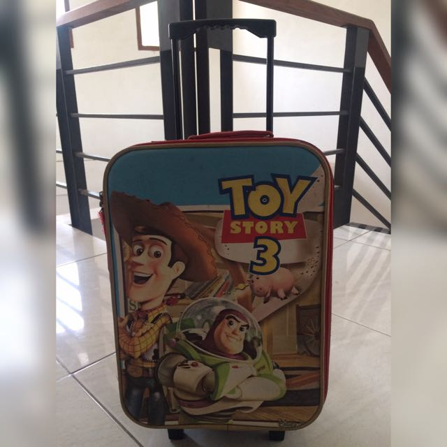 Koper Trolley Toy Story