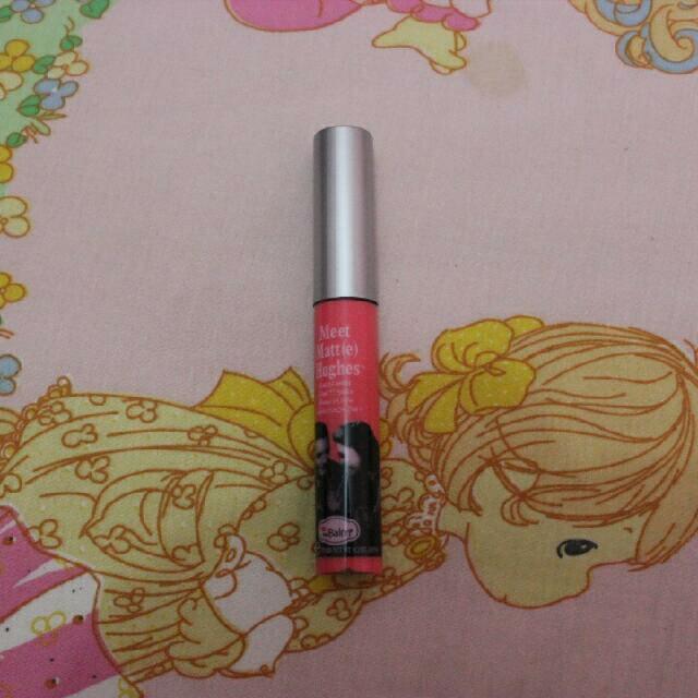 Lipstick The BALM PALSU!!!