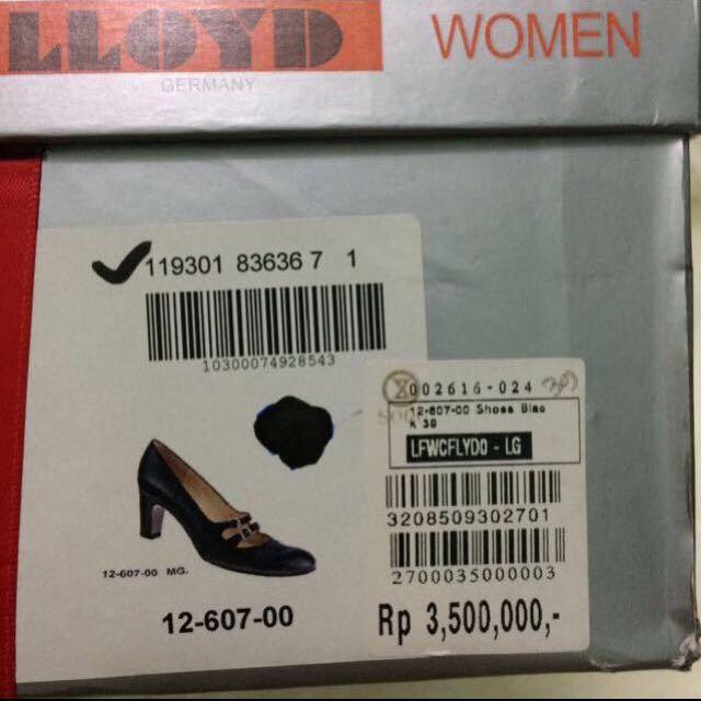 Lloyd Germany Fesyen Wanita Sepatu Di Carousell
