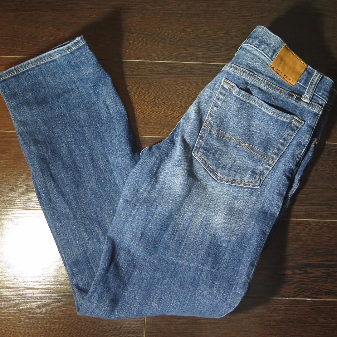 Lucky Brand Sienna Tomboy Jeans Straight Leg Sz 4/27