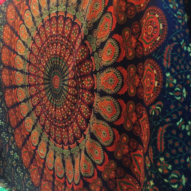 Mandala Tapestry India