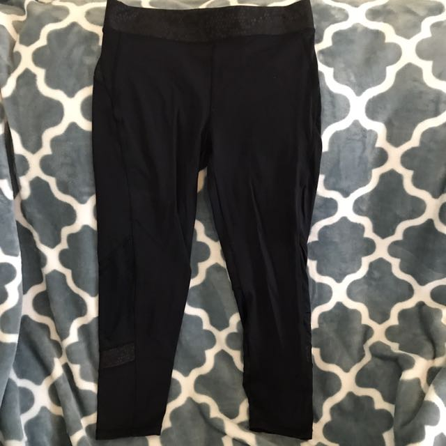 Medium Black Exercise Pant - ANY 5 ITEMS FOR $10