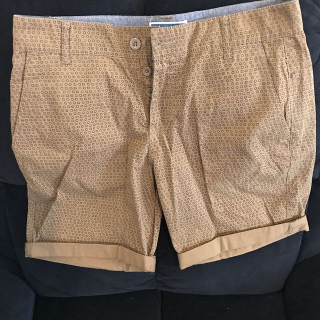 Mustard Shorts - ANY 5 ITEMS FOR $10