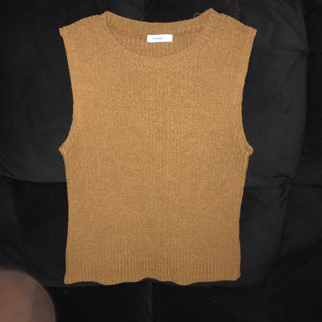 Mustard Top - ANY 5 ITEMS FOR $10