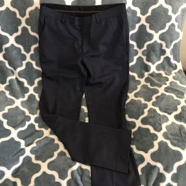 Navy Slim Pant - ANY 5 ITEMS FOR $10