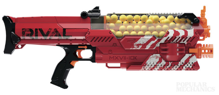 Nerf Rival Nemesis MXVII-10K, Toys & Games, Bricks & Figurines on Carousell