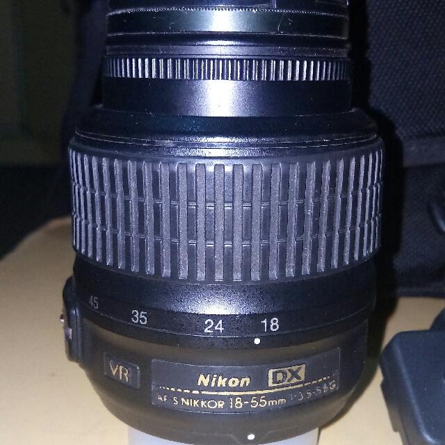 Nikon D3100 for SALE!! Negotiable
