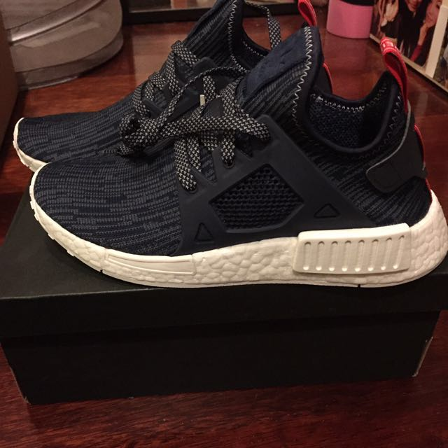NMD XR1 Prime knit NAVY