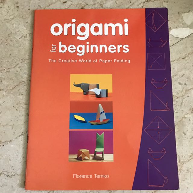 How to make an Origami Bookmark Corner - Red Ted Art - Make ... | 640x640