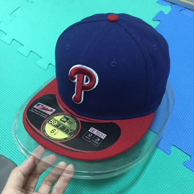 大聯盟P棒球帽(購於高雄大遠百,可含郵)