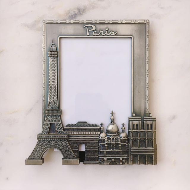 Paris Photo Frame