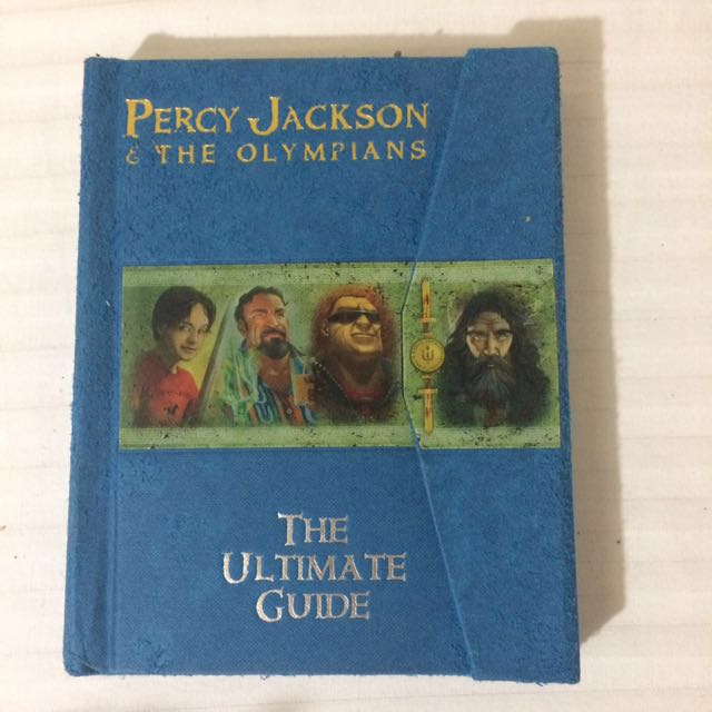 percy jackson the ultimate guide books books on carousell rh ph carousell com percy jackson ultimate guide pdf download percy jackson ultimate guide download